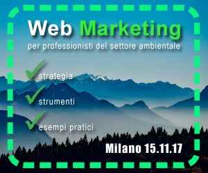Corso Web Marketing Ambiente Milano 2017