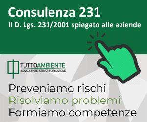 Consulenza 231 TuttoAmbiente