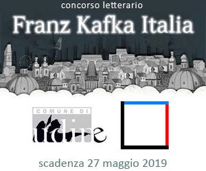 Concorso letterario Franz Kafka Italia 2019