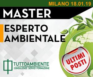 Master Esperto Ambientale Milano 2019