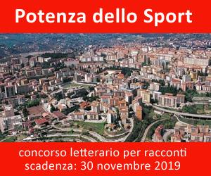 Concorso letterario Potenza dello Sport