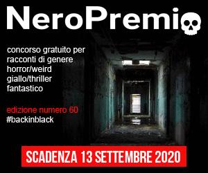 Concorso letterario NeroPremio edizione 60