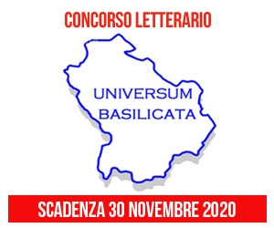 Concorso Internazionale di Poesia Universum Basilicata 2020