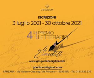 Premio Letterario Gli In-Editi 2021