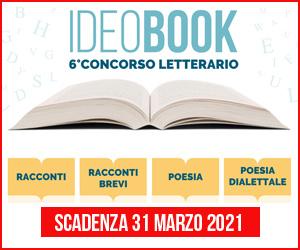 Concorso letterario IDEOBOOK 2021