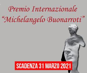 Concorso letterario Michelangelo Buonarroti 2021