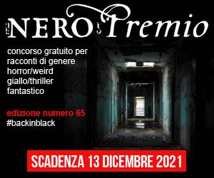 Concorso letterario NeroPremio edizione 65